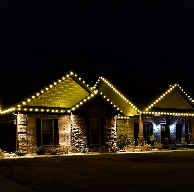 Holiday Lighting Service